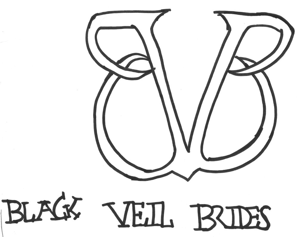 1004x796 Black Veil Brides Logo (No Color) By Evenwhisper