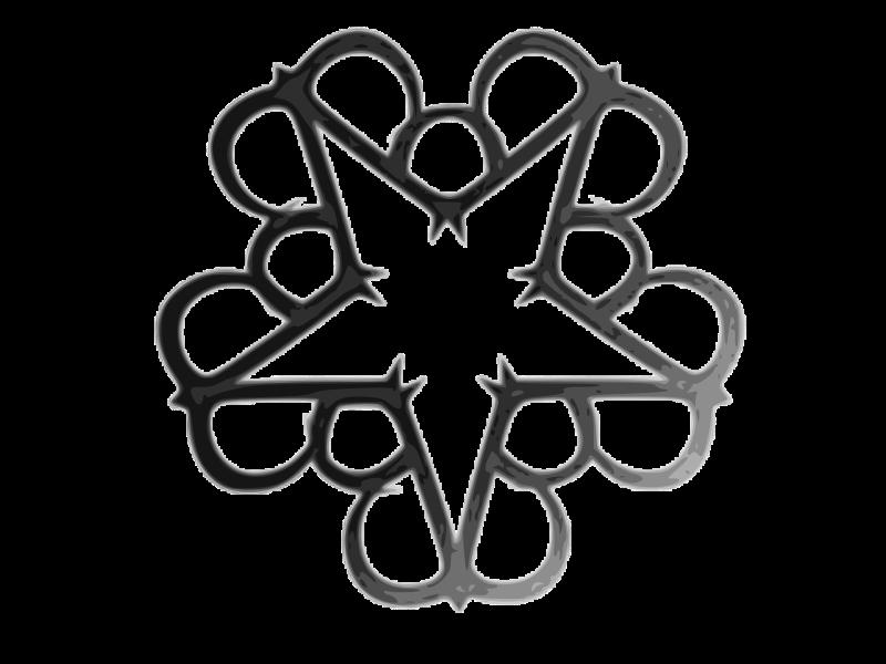800x600 Fileblack Veil Brides Star Logo 2.svg