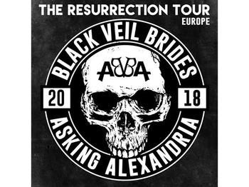 350x262 Asking Alexandria Black Veil Brides Tickets @ Manchester Academy