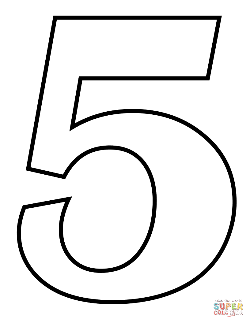 By Numbers Drawing at GetDrawings.com | Free for personal use By ...