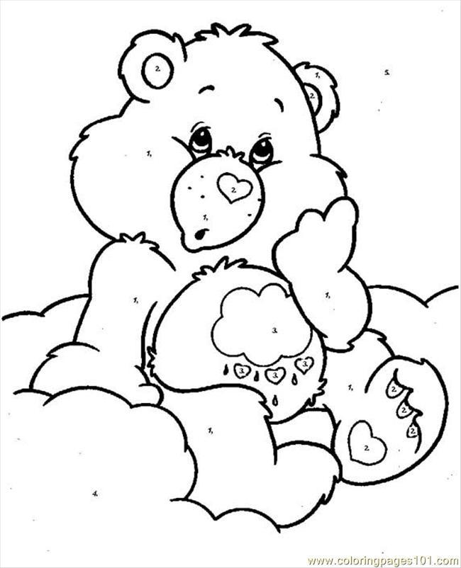 650x802 Care Bear Printables