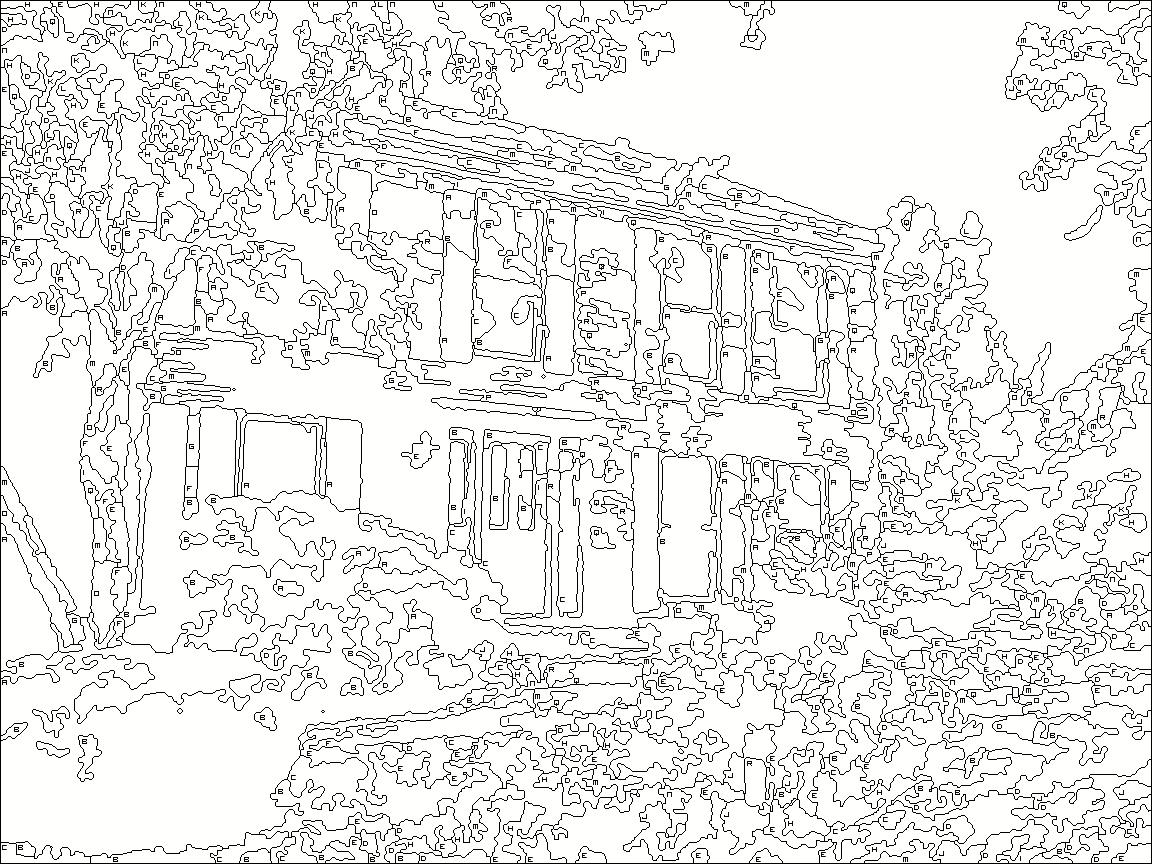 By Numbers Printables Drawing At GetDrawings.com