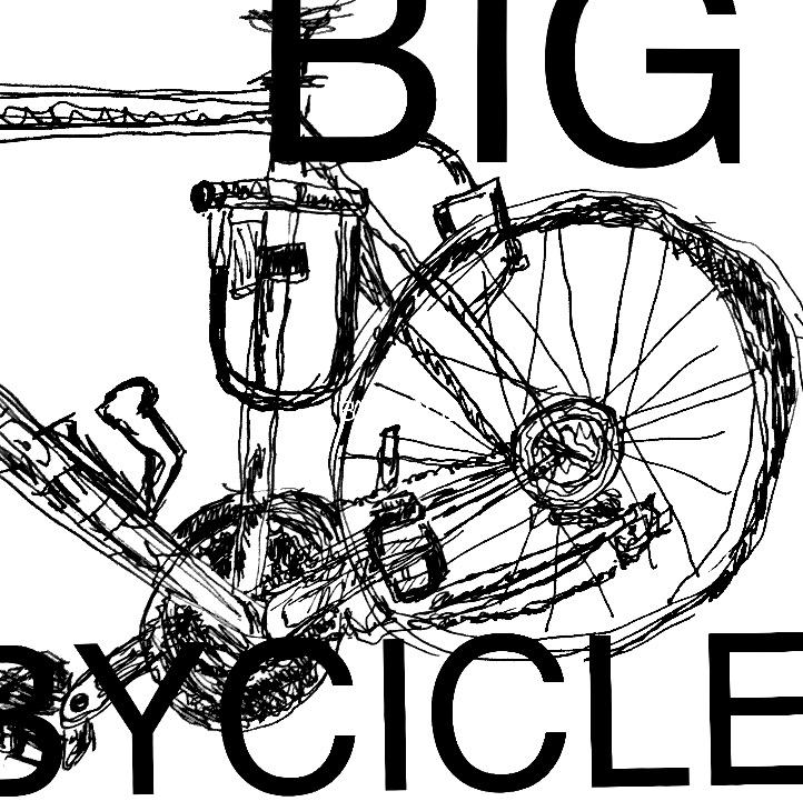 722x730 Big Bicycle Avery Morris