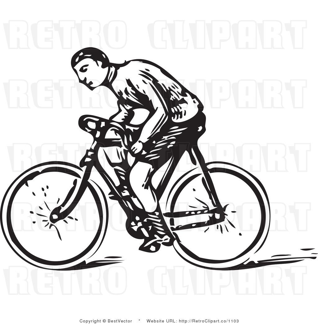 1024x1044 Bicycle Drawing