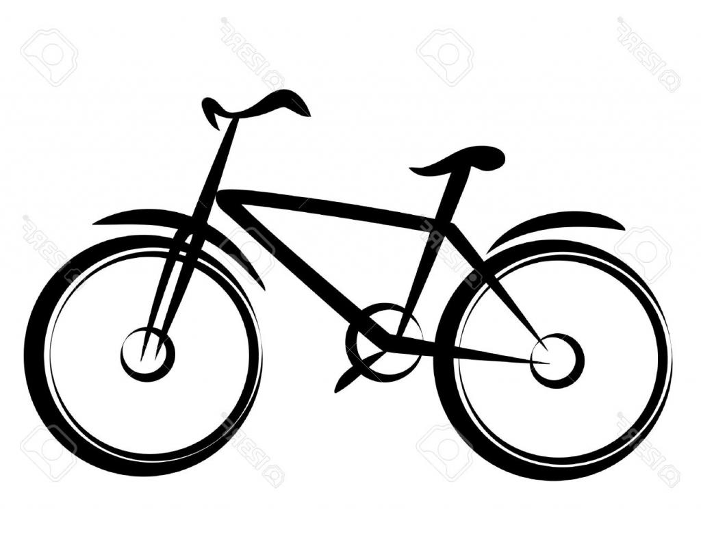 1024x808 Bicycle Drawing