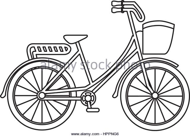 640x462 Bicycle Drawing Stock Photos Amp Bicycle Drawing Stock Images