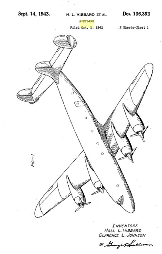 551x864 Survey Of Lockheed Aircraft Patents