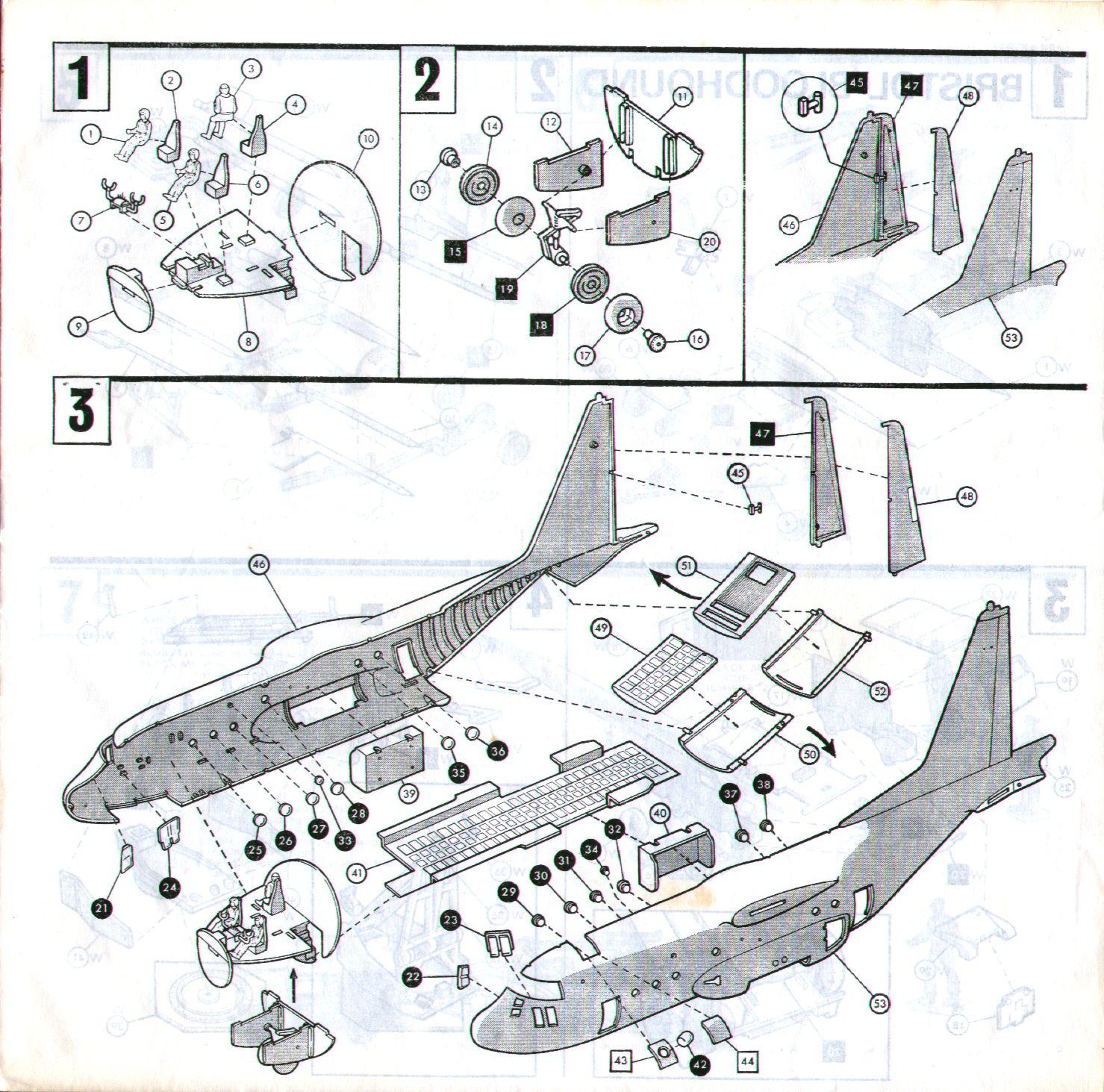 1479x1463 Airfix 172 Lockheed C 130k Hercules (881)