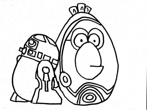 C3po Drawing at GetDrawings.com | Free for personal use C3po Drawing ...