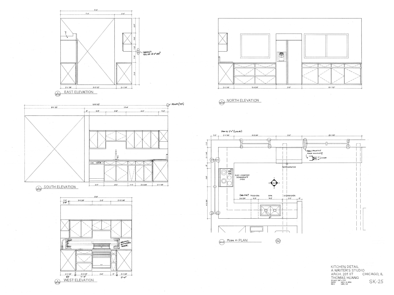 3000x2250 Kitchen Details