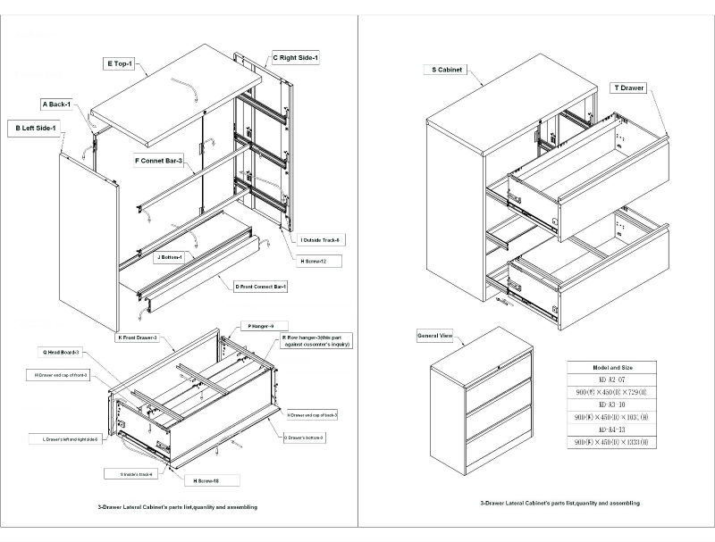Cabinet Detail Drawing At Getdrawings Com Free For