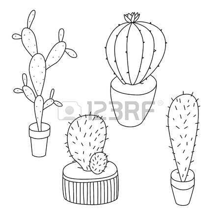 Cactus Cartoon Drawing at GetDrawings com | Free for personal use