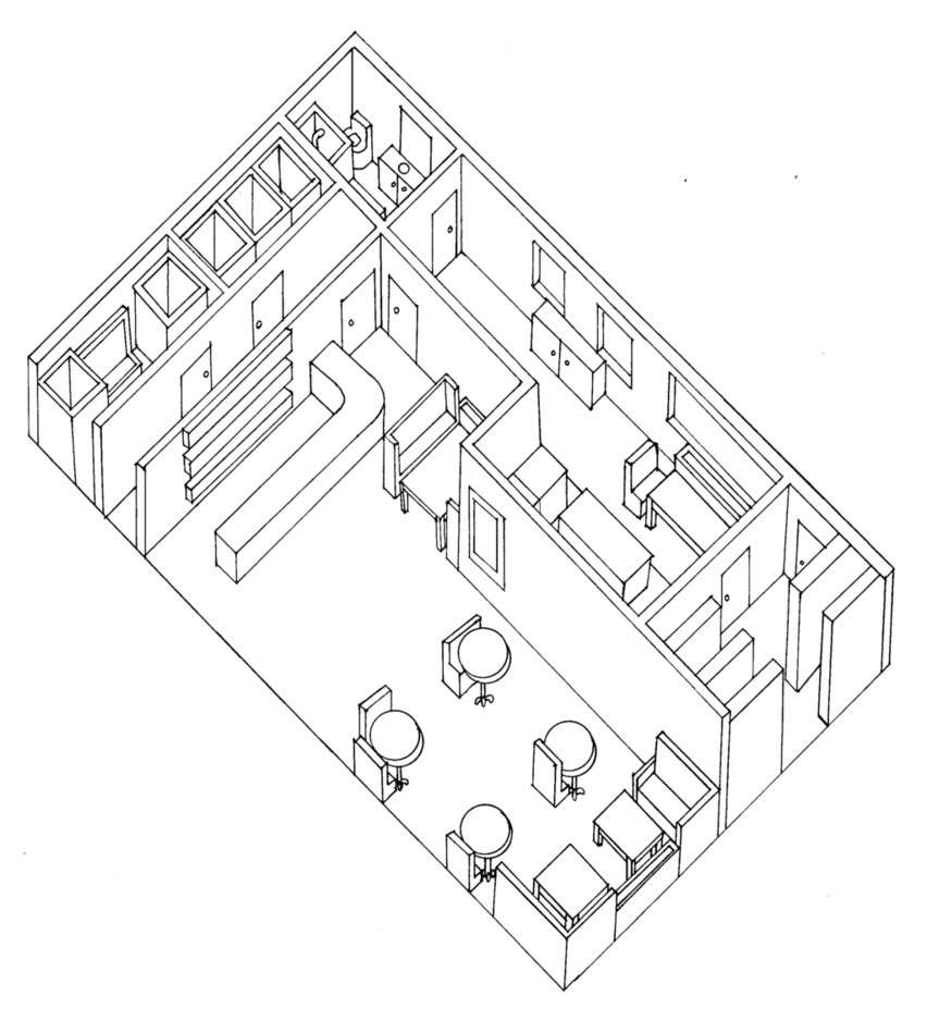 852x938 Planometric Drawing Of Cafe By Teddyandantlers