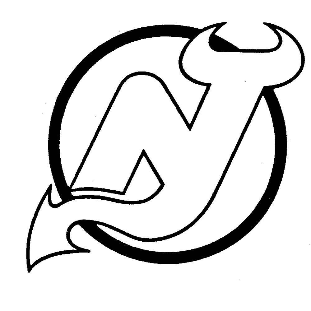1000x1000 New Jersey Devils Logo Registered As Trademark On This Day In 1991