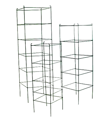 345x390 Folding Tomato Cage 60in.