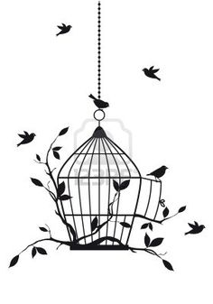 236x337 Bird Cage By On @