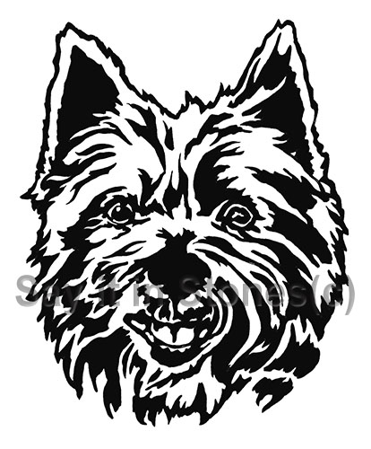 414x500 Cairn Terrier