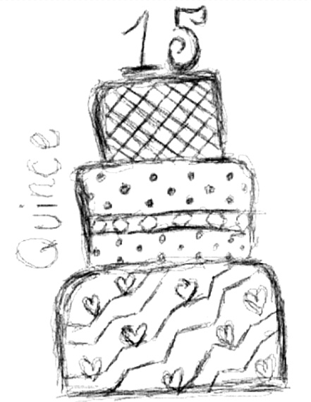 441x570 Quince Cake Sketch by amysparkles on DeviantArt