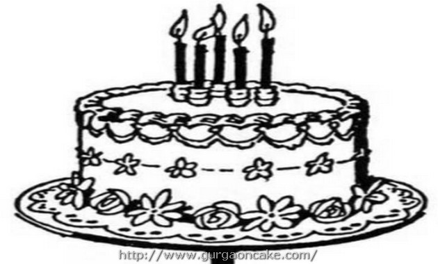 Cake Drawing Image At Getdrawings Com Free For Personal Use Cake