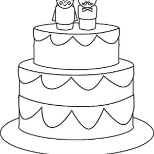 Cake Drawing Template at GetDrawingscom Free for personal use