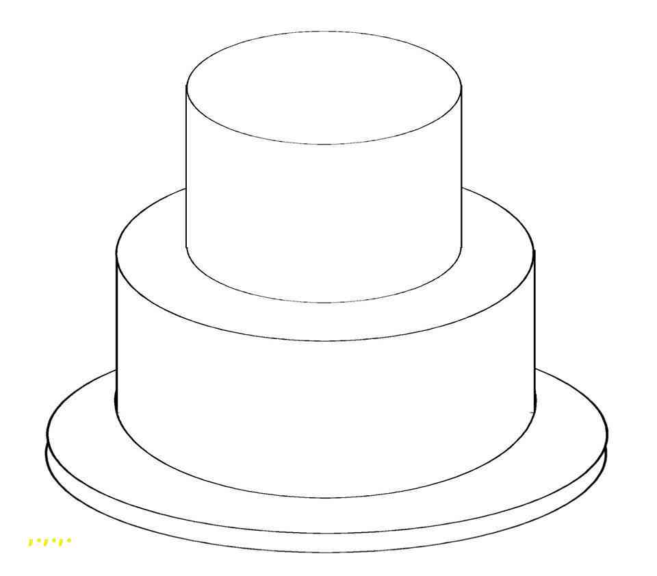 960x841 Wedding Cake Drawing Template Unique Drawn Wedding Cake Tier Cake