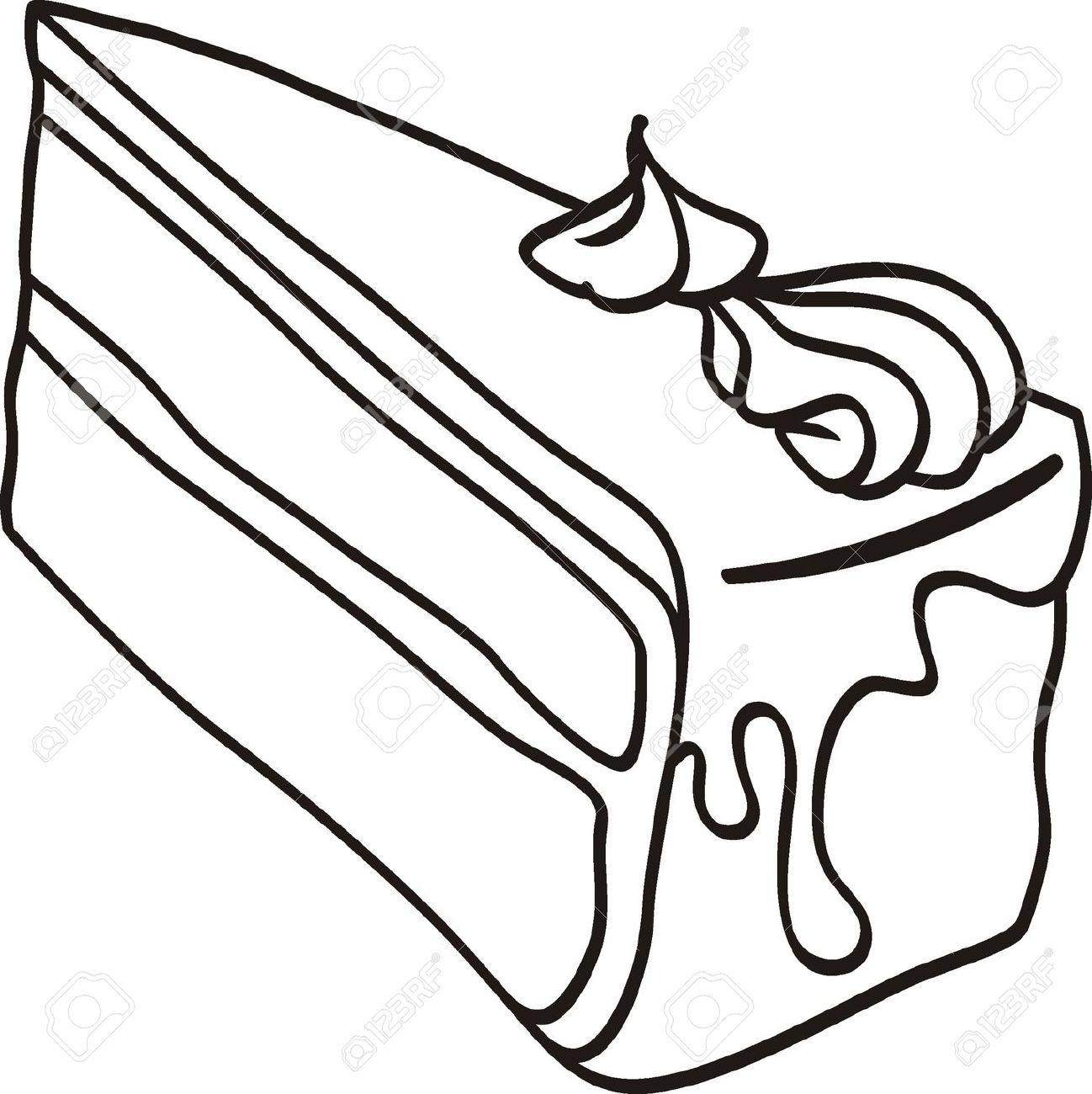 1298x1300 Clip Art Cake Slice Clip Art
