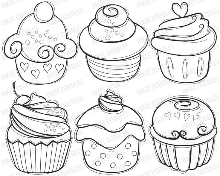 736x588 Drawn Cake Basic