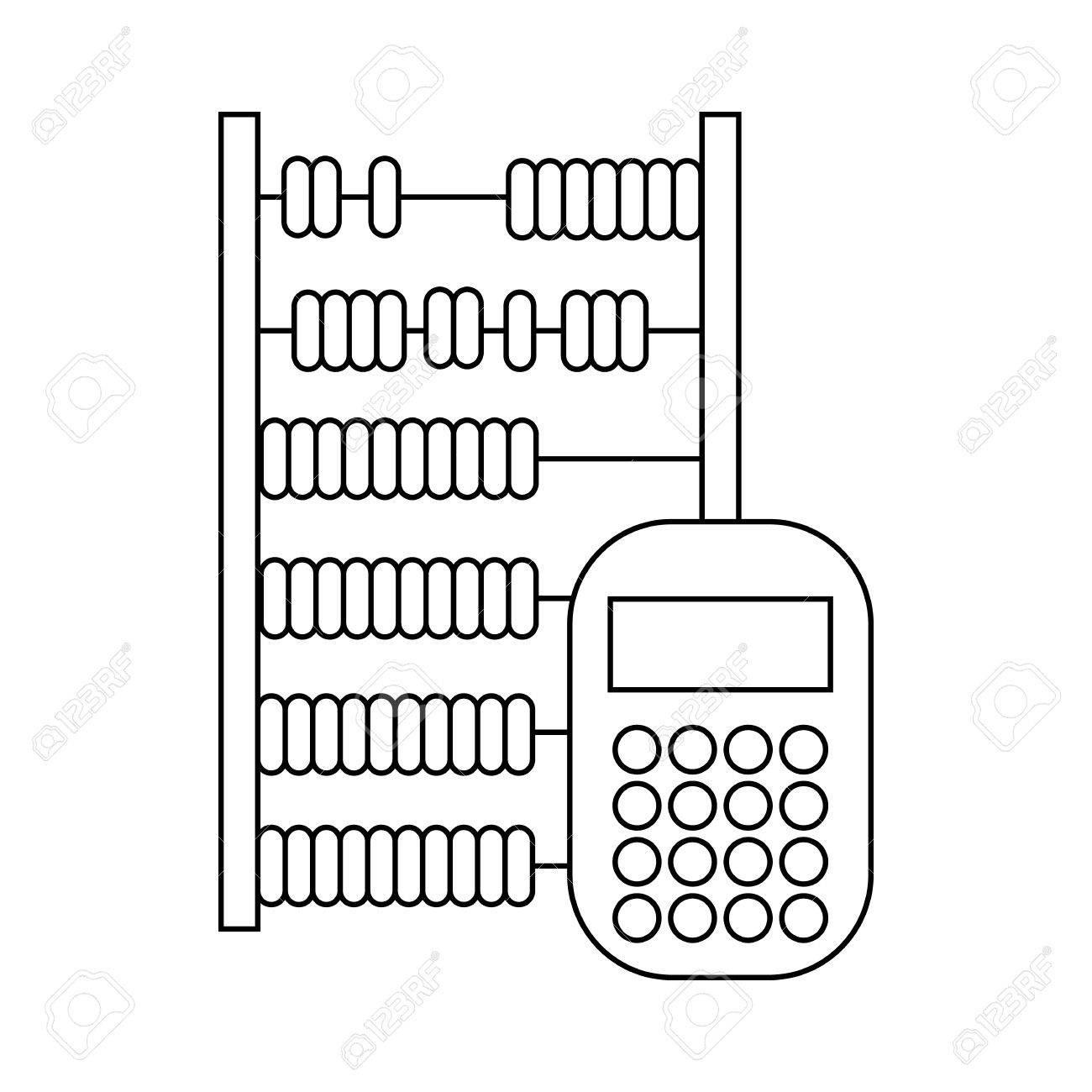 Calculator Drawing