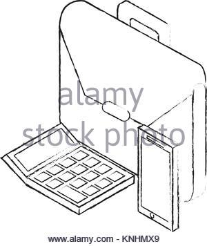 300x356 Isometric Icon Of Calculator Stock Photo 79701749