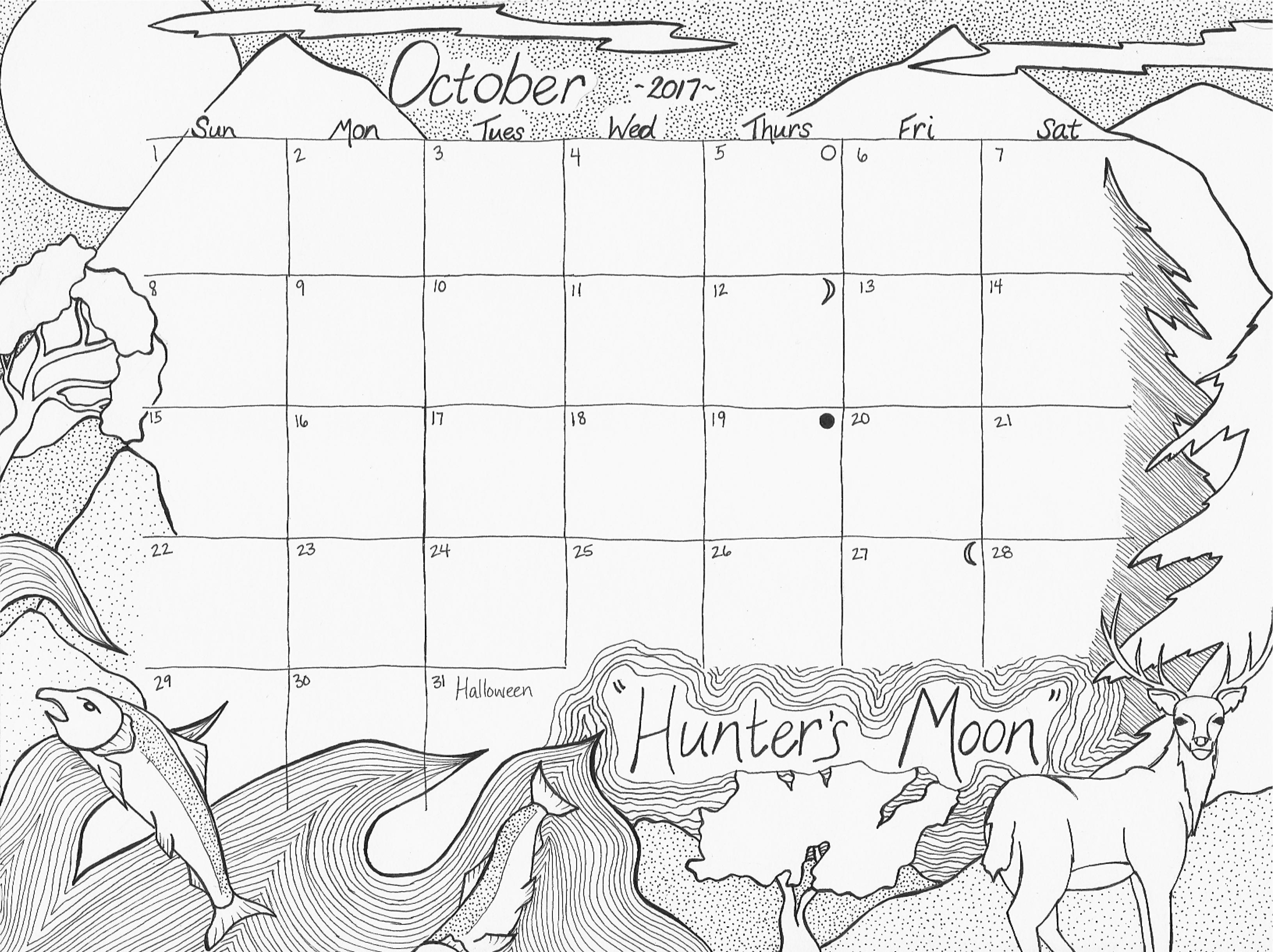 Calendar Drawing at GetDrawings.com | Free for personal use Calendar ...