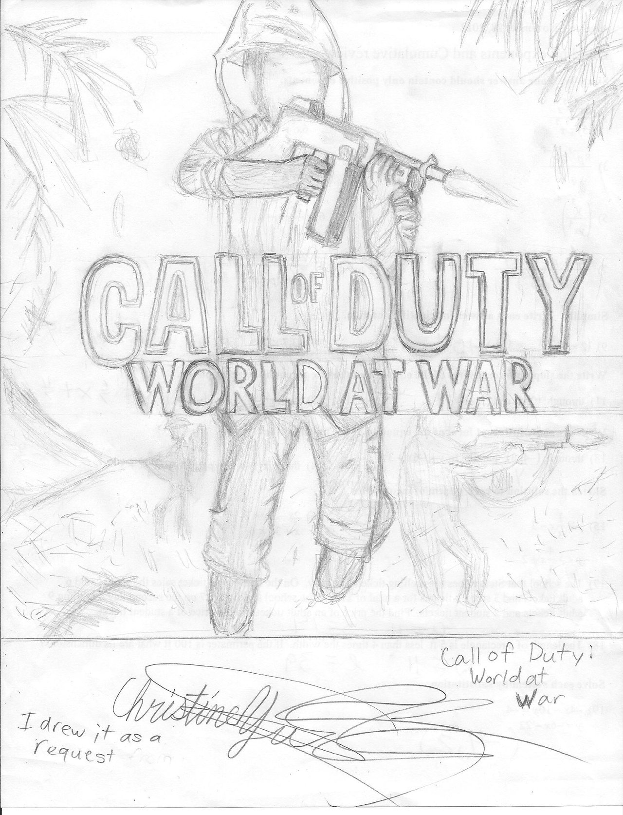 1280x1673 Call Of Dutyworld