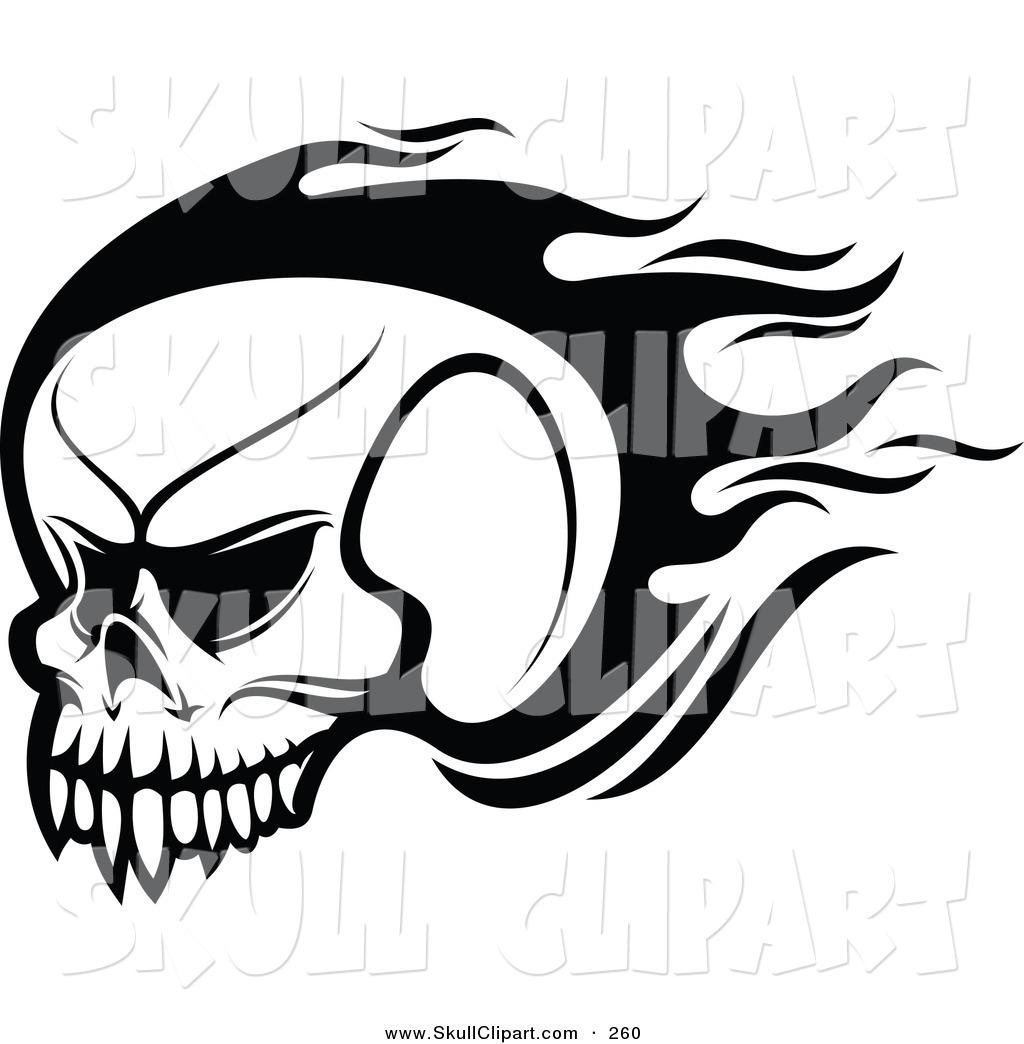 1024x1044 Ghost Skull Clipart