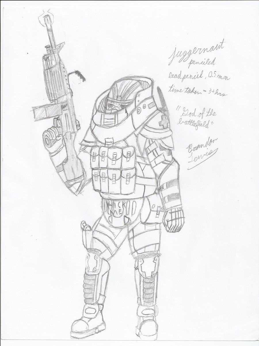 900x1203 Mw3 Special Ops Juggernaut By Disturbedfan345