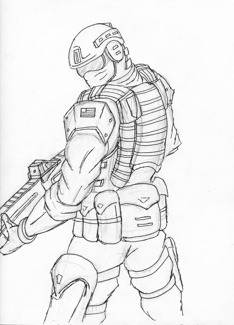 Call Of Duty Ghosts Drawing at GetDrawings   Free download