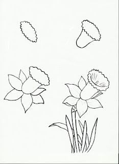 233x320 Flower Step By Drawing Drawings Ideas Learning To Draw Flowers How