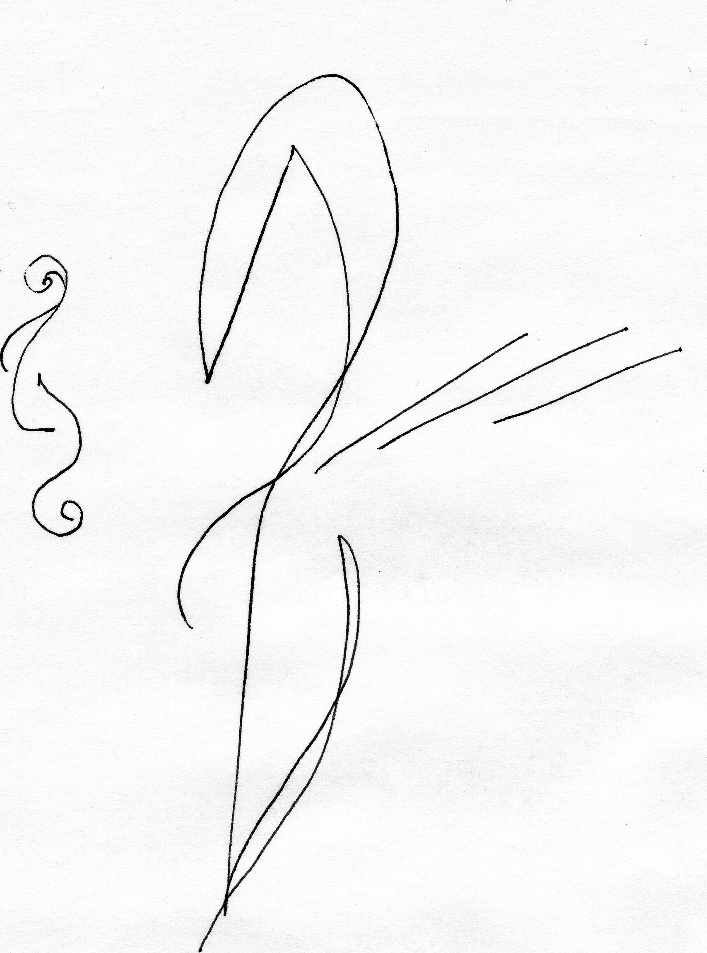 2322x3131 Adult Calla Lily Drawing Calla Lily Leaf Drawing. Calla Lily