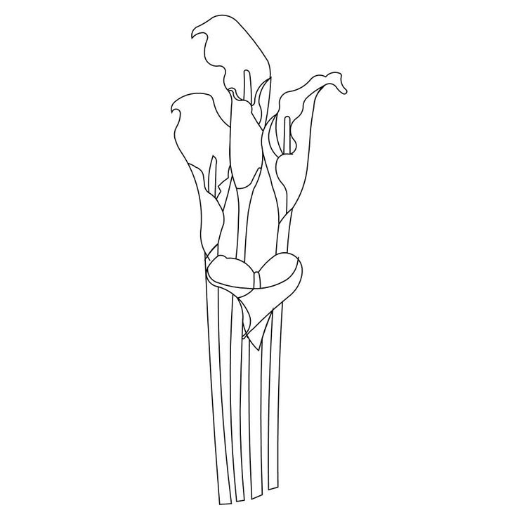 736x736 93 Best Calla Lilly Applique Images On Calla Lily