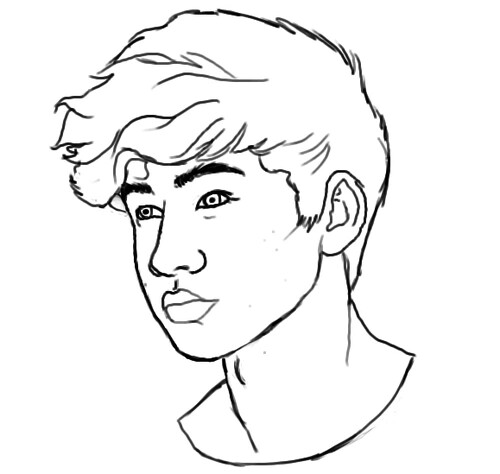 500x474 Pin By Vicky Hood On Outlines Calum Hood