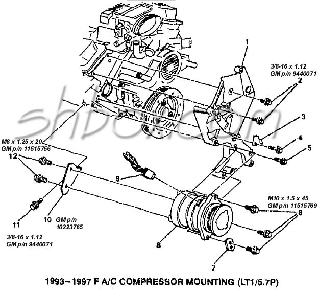 Mopar F Body Wiring Diagram