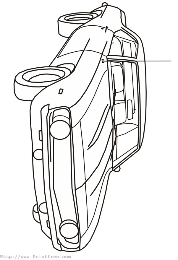 Camaro Outline Drawing At Getdrawings Free Download