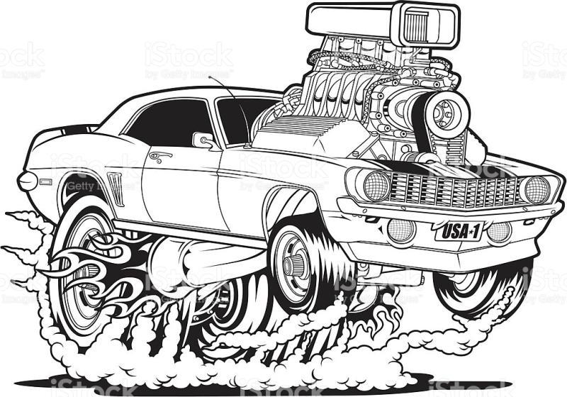 800x560 Camaro Clip Art