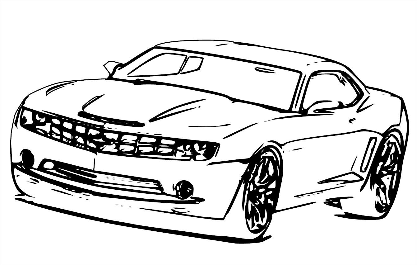 1341x851 Camaro Icon Project 9 Art