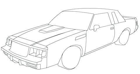 480x255 Coloriages Camaro