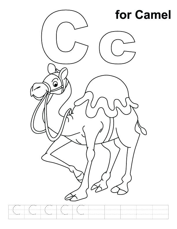 612x792 Best Of Camel Coloring Page Images Camel Coloring Pages C