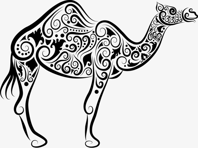 650x485 Vector Camel, Camel, Vector Free Download, Pattern Png And Vector
