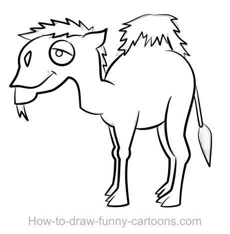 461x469 Best Picture To Line Drawing Camel Drawing Sketching Vector