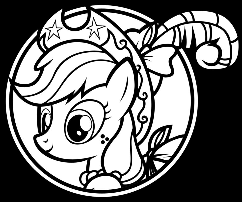 977x817 Applejack Coronation Cameo By Akili Amethyst