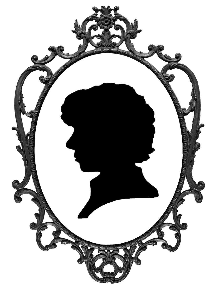 900x1218 Sherlock Cameo By Aklektika