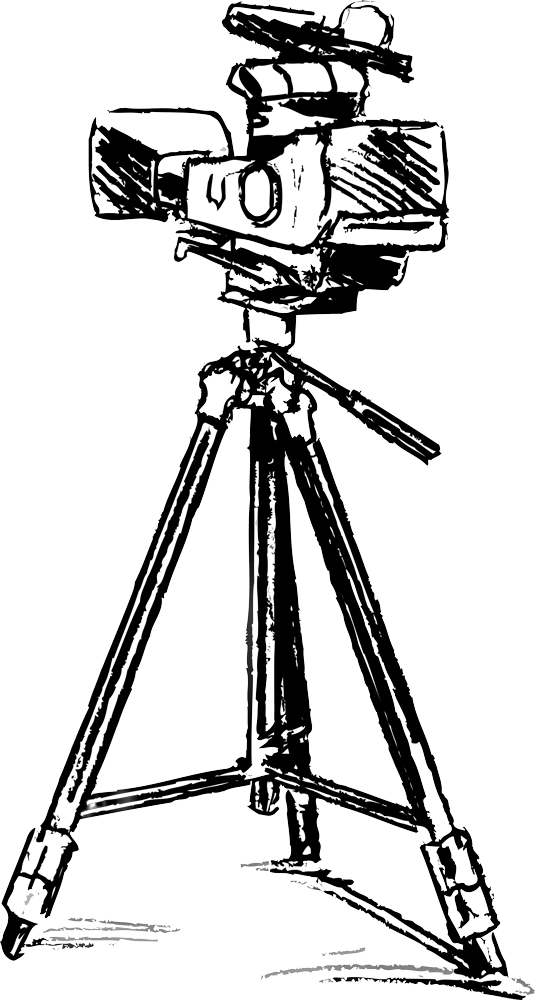 535x1000 Video Camera