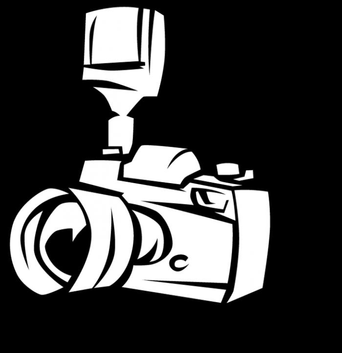 700x721 Camera Clipart Png
